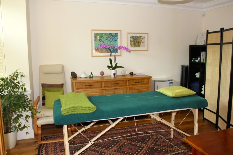 Wellbeing upon Thames Treatment Room